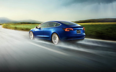 Scheda tecnica Tesla Model 3