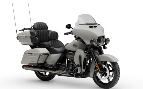 Scheda tecnica Harley-Davidson CVO