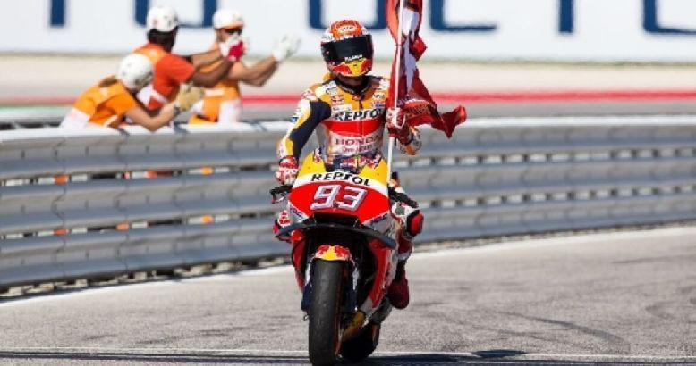 MotoGP Misano 2019 Marquez