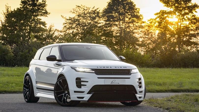 Range Rover Evoque Lumma