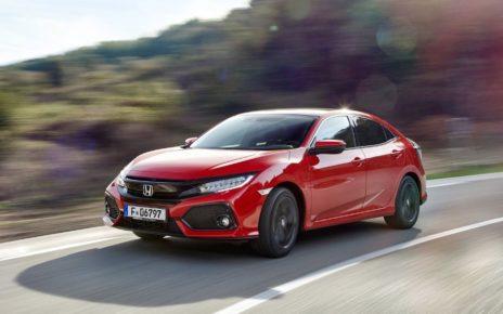 Stop motori diesel Honda Europa