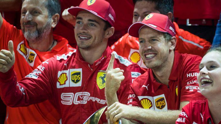 Vettel - Ferrari