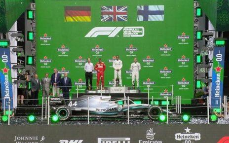 Risultati Gp Messico F1