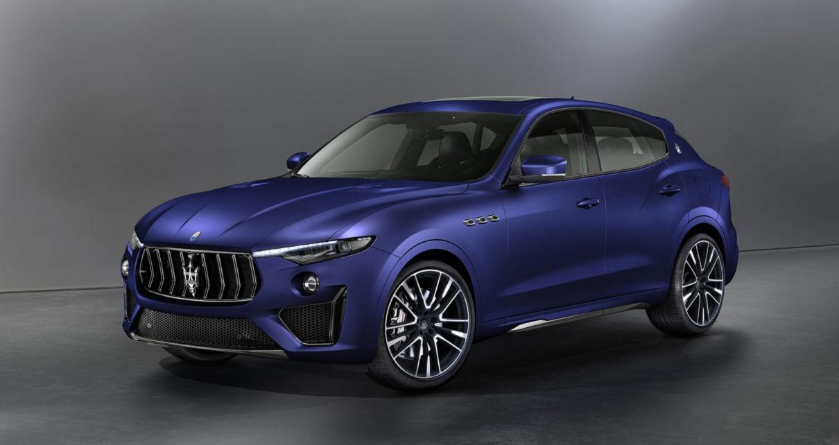 Scheda tecnica Maserati Levante