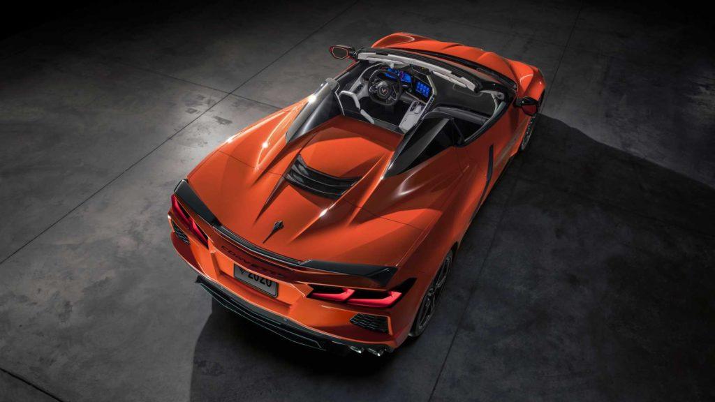 Chevrolet Corvette Cabriolet 2020