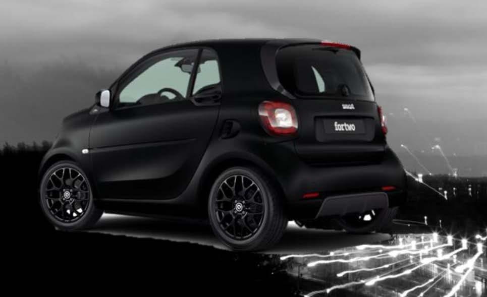 Smart Fortwo Berlin Black