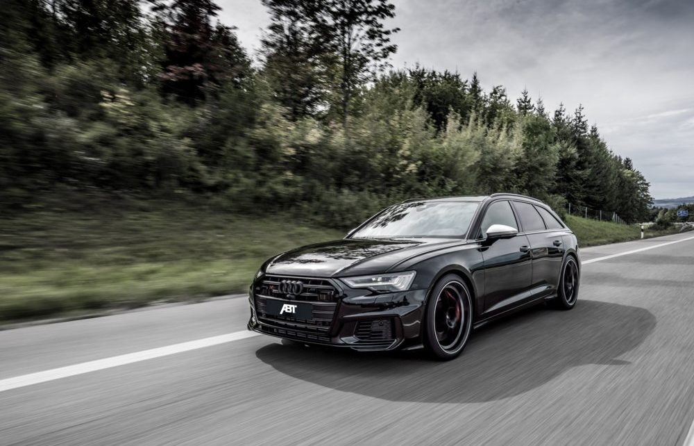 Audi S6 TDI ABT