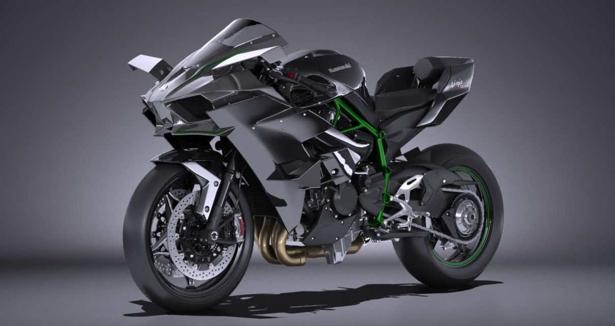 Scheda tecnica Kawasaki Ninja H2R