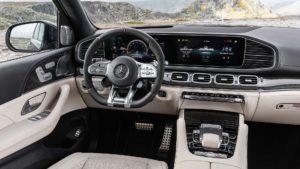 Mercedes GLE 63 AMG