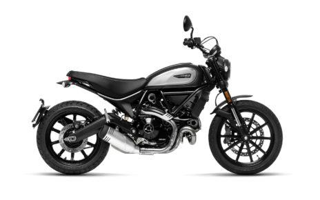 Scheda tecnica Ducati Scrambler Icon Dark