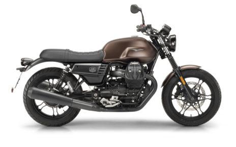 Scheda tecnica Moto Guzzi V7 III