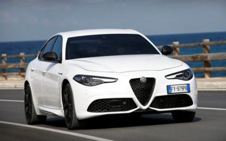Scheda tecnica Alfa Romeo Giulia