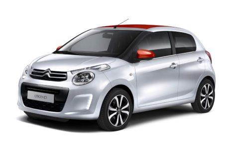 Scheda tecnica Citroën C1