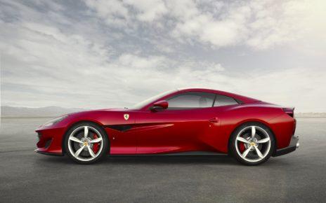 Scheda tecnica Ferrari Portofino