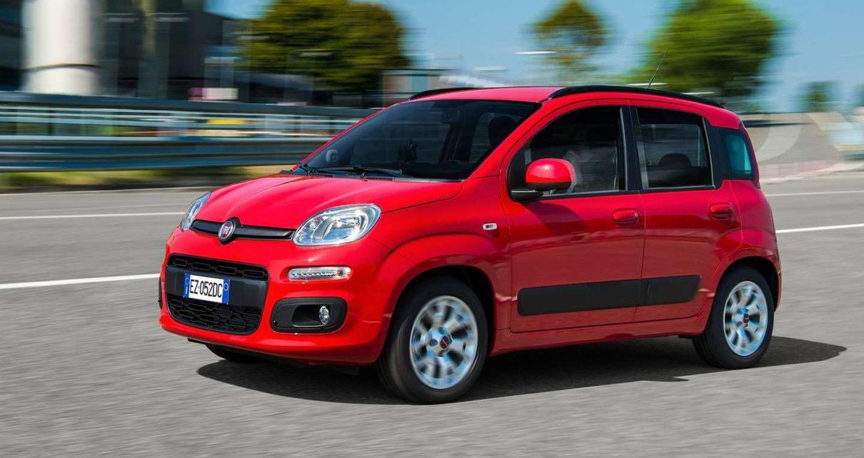 Scheda tecnica Fiat Panda