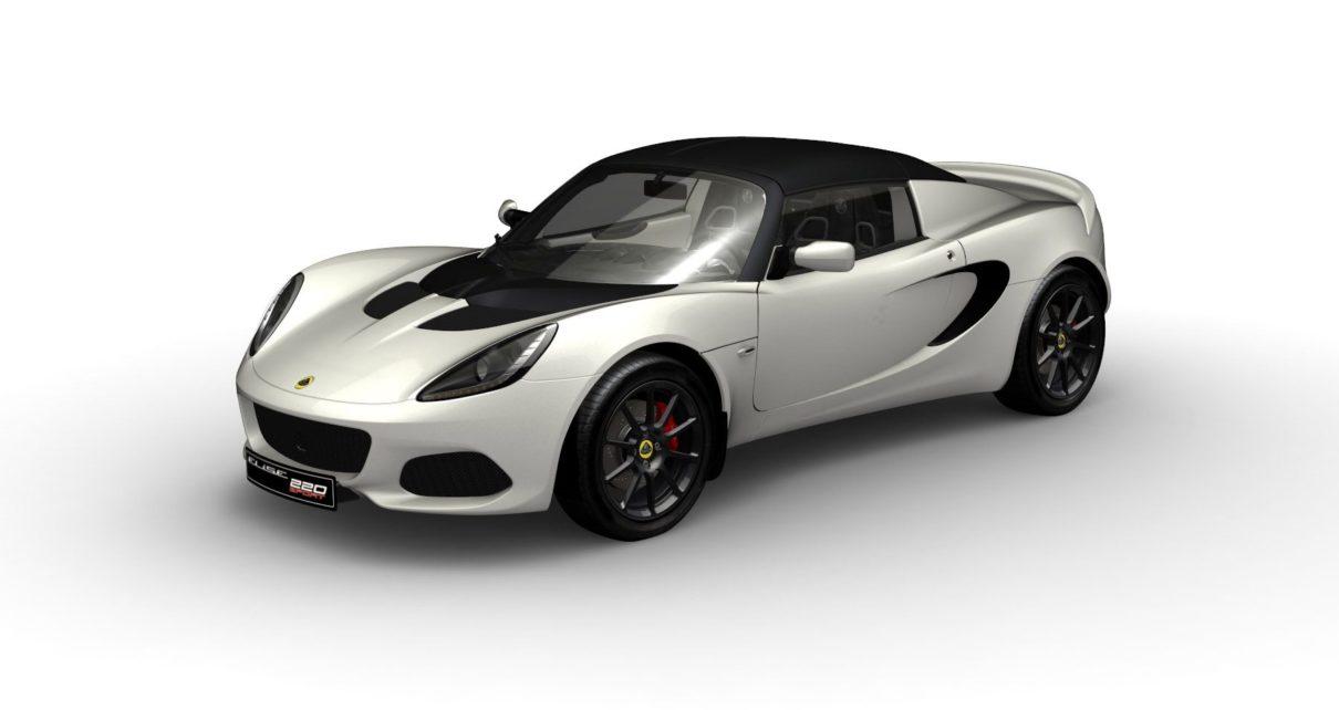 Scheda tecnica Lotus Elise