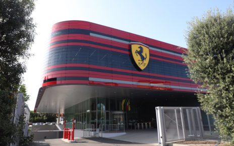 Fabbrica Ferrari