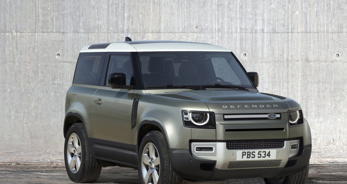 Scheda tecnica Land Rover Defender