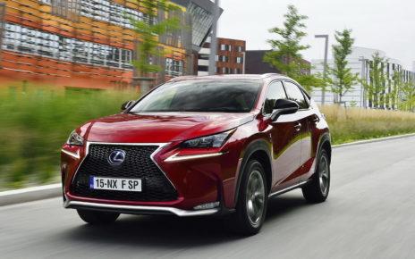 Scheda tecnica Lexus NX Hybrid: prezzo e consumi