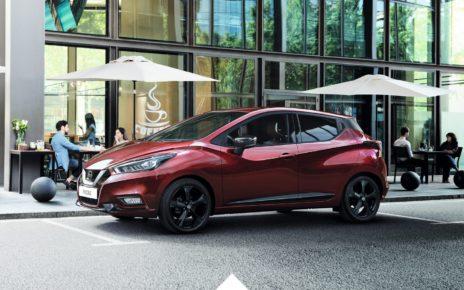 Scheda tecnica Nissan Micra