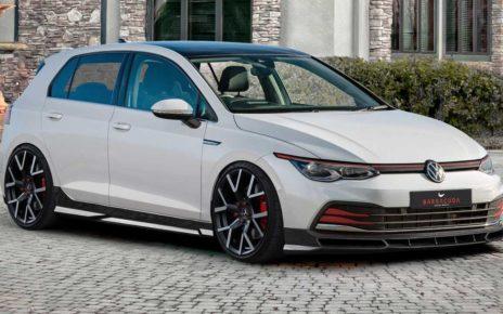 Volkswagen Golf 8 JMS