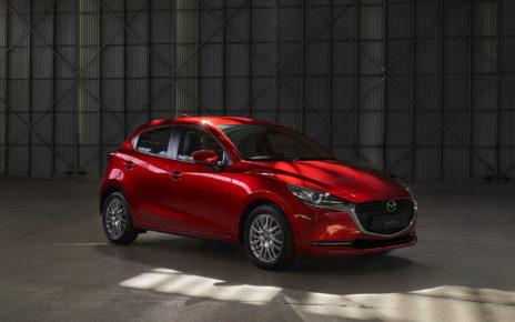 Scheda tecnica Mazda 2