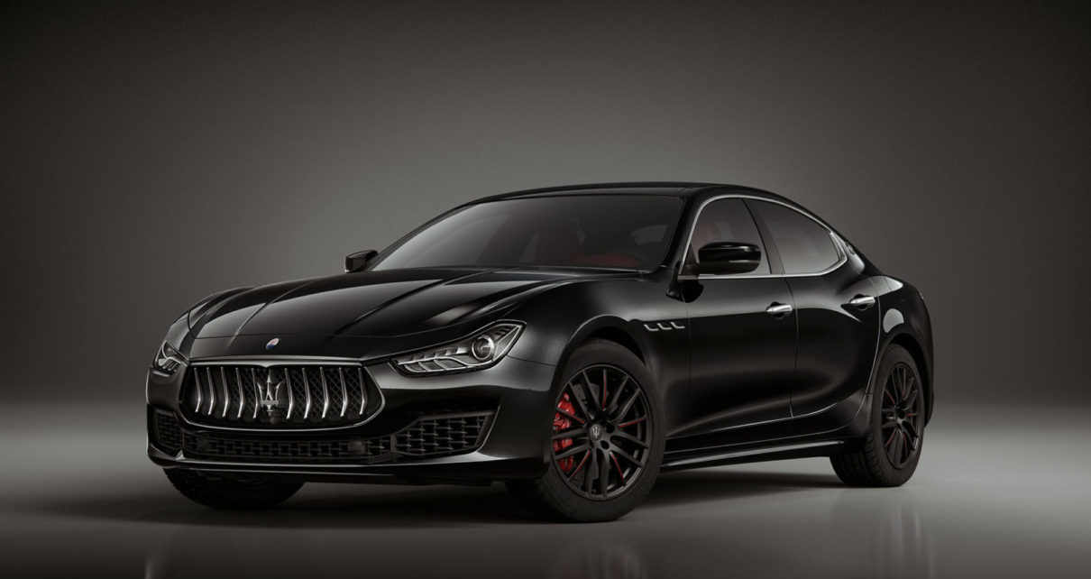 Scheda tecnica Maserati Ghibli