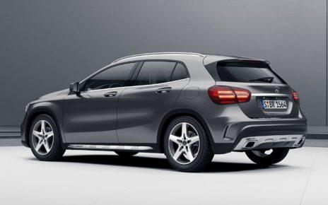 Scheda tecnica Mercedes – Benz GLA