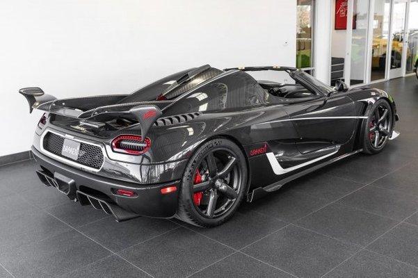 Koenigsegg Agera RS Draken