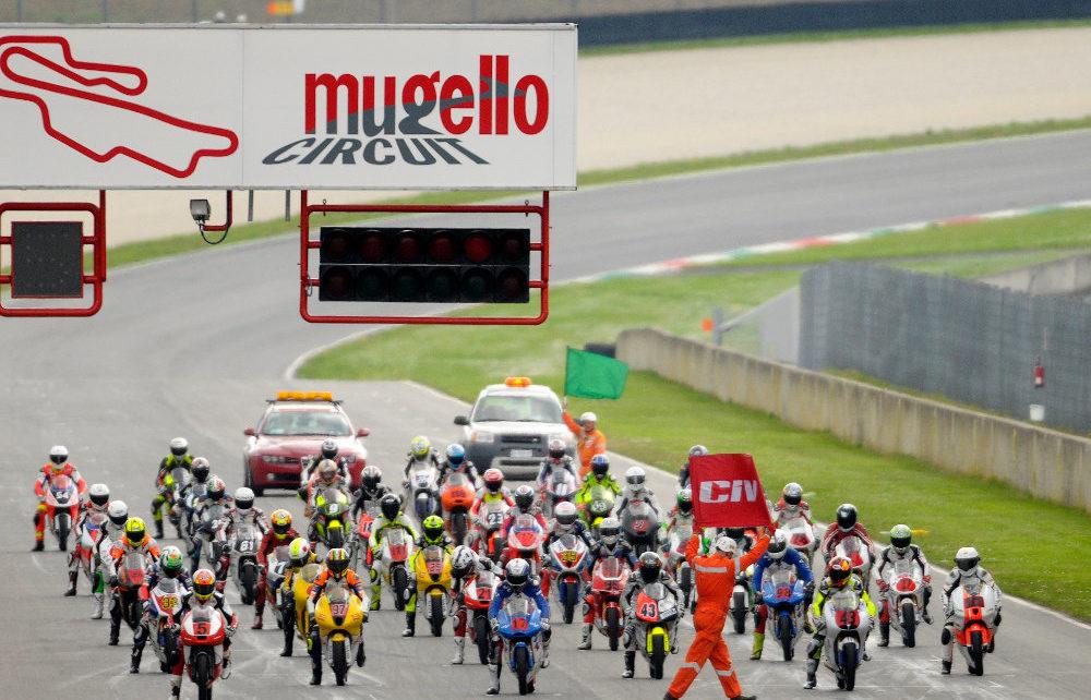 Gare MotoGP Coronavirus