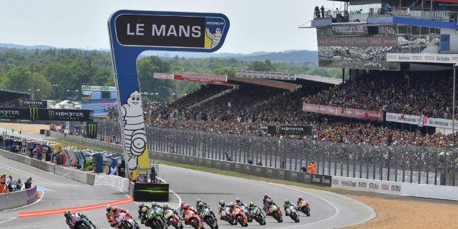 Rinvio GP Francia MotoGP
