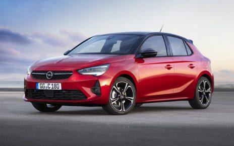Scheda tecnica Opel Corsa