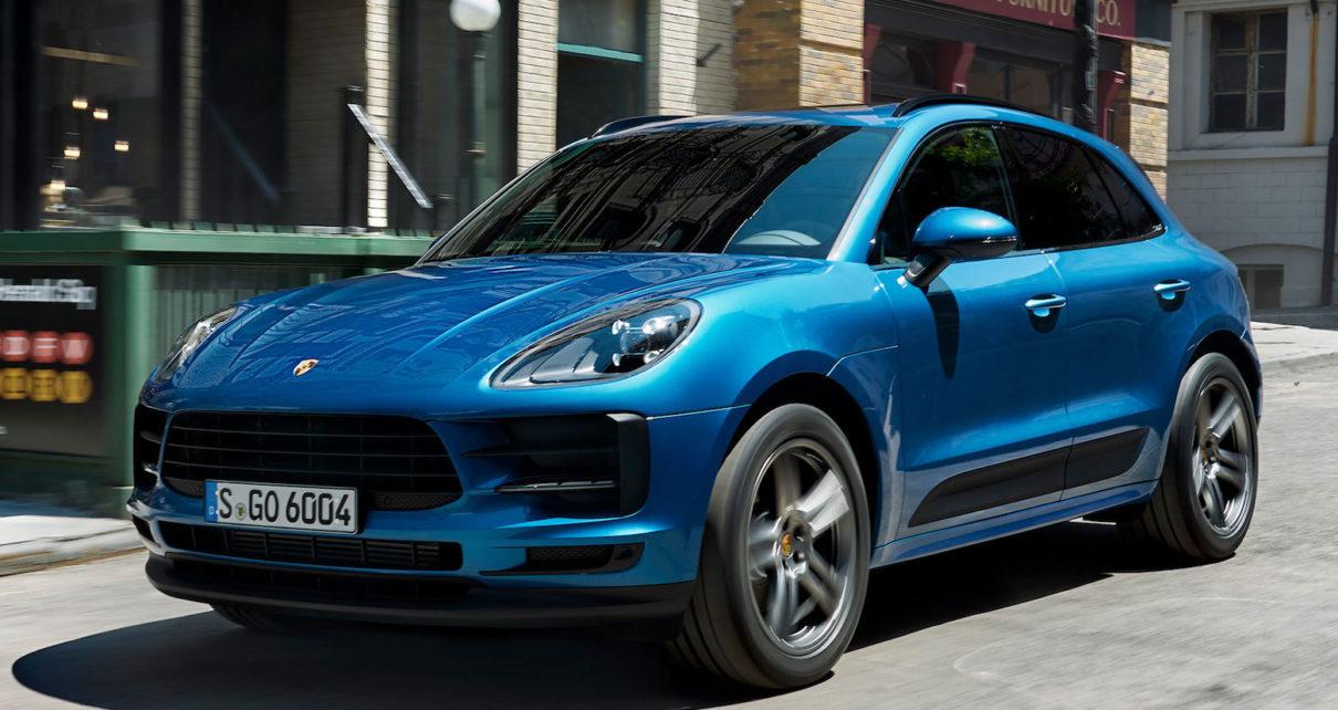 Scheda tecnica Porsche Macan