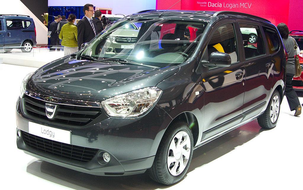 Scheda tecnica Dacia Lodgy