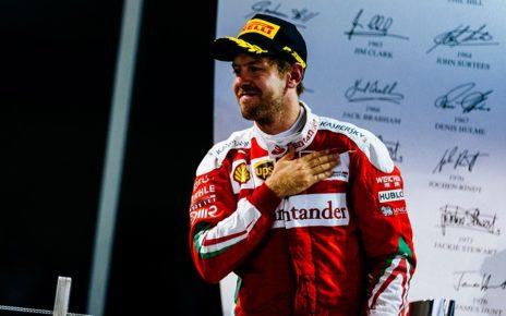Addio Vettel Ferrari