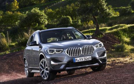 Scheda tecnica BMW X1