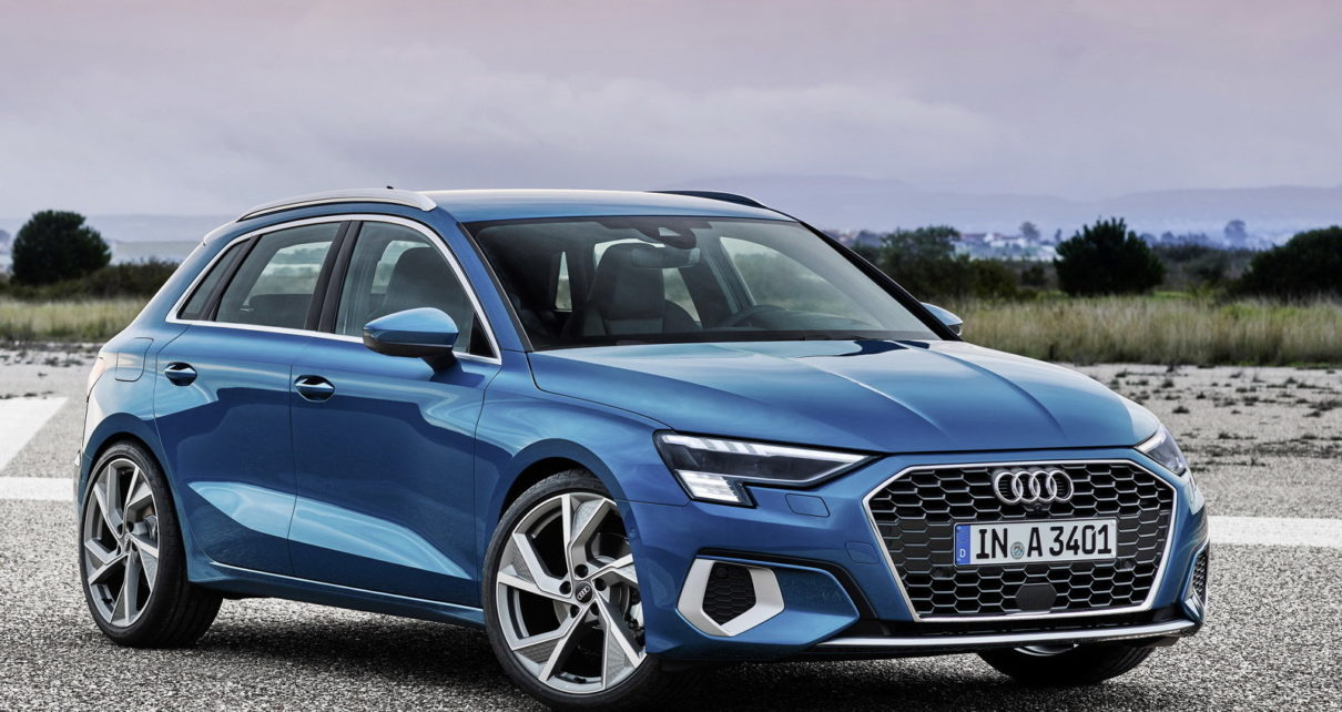 Scheda tecnica Audi A3 Sportback