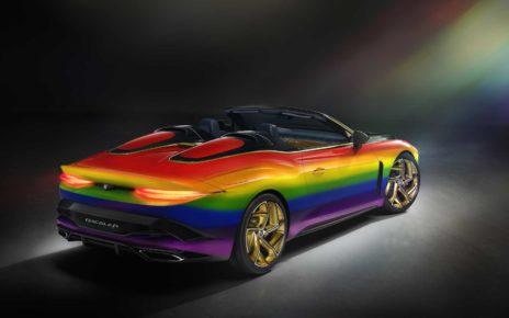 bentley mulliner bacalar arcobaleno