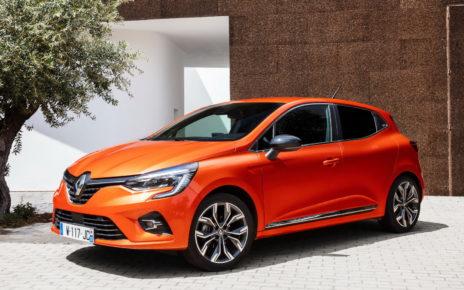 Scheda tecnica Renault Clio