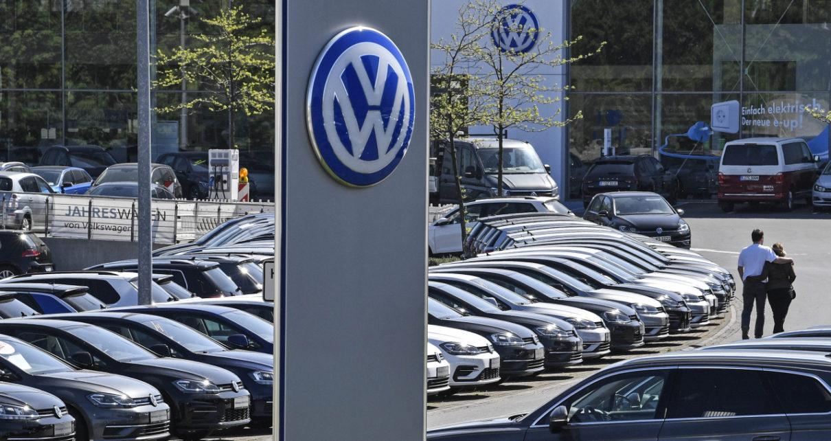 Diselgate Volkswagen