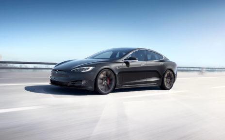 Scheda tecnica Tesla Model S
