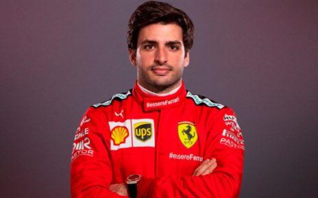 Carlos Sainz alla Ferrari