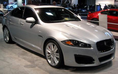 Scheda tecnica Jaguar XF