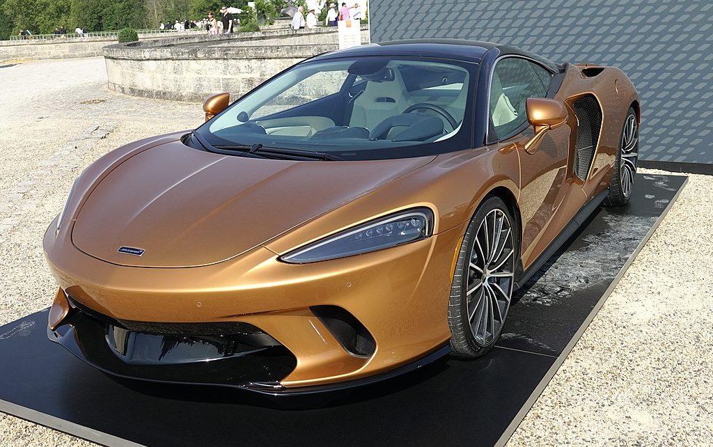 Scheda tecnica McLaren GT