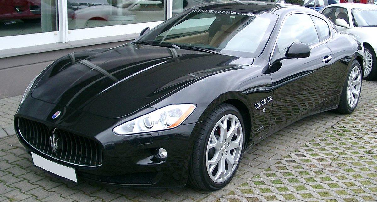 Scheda tecnica Maserati GranTurismo