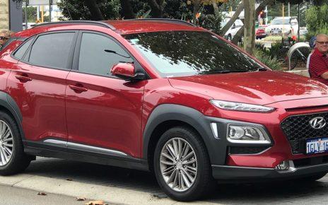 Scheda tecnica Hyundai Kona