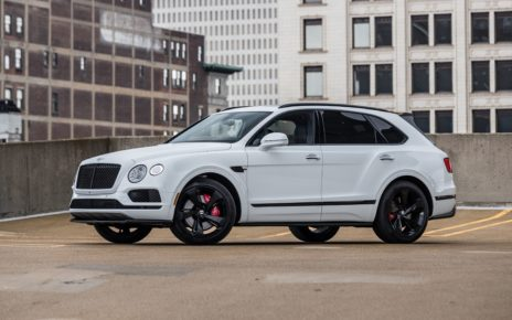 Media vendite Bentley Bentayga