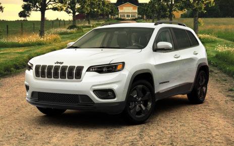 Scheda tecnica Jeep Cherokee