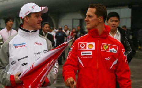 Ralf Schumacher Jordan