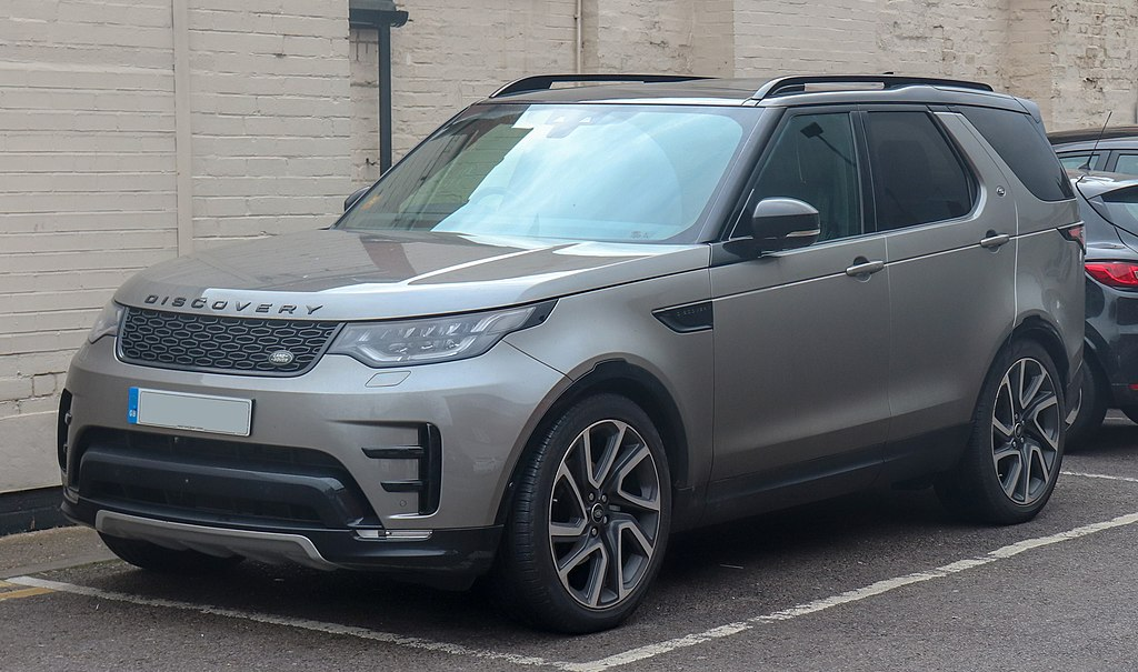 Scheda tecnica Land Rover Discovery